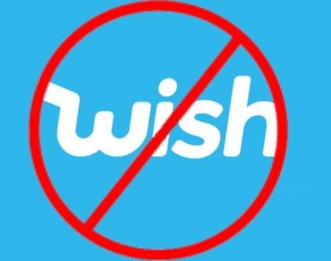 Reclamo a Wish