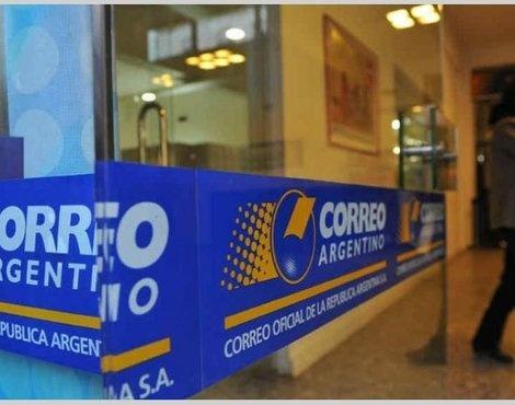 Reclamo a correo argentino