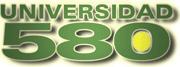 Universidad 580